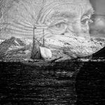 Vinner månedens bilde i juni. Foto: Willie Jarl Nilsen. Tittel: En skipper og hans skute
