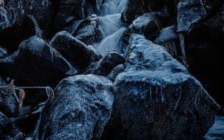 012 Frosty River