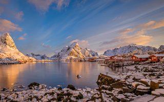 016 Lofoten scenery
